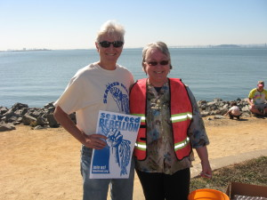 Mayor McLaughlin & me