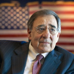CIA Director Leon Panetta sits for an interview with the Washington Post in his Langley, Virginia office.