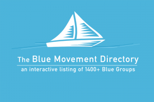 The Blue Movement Directory Logo