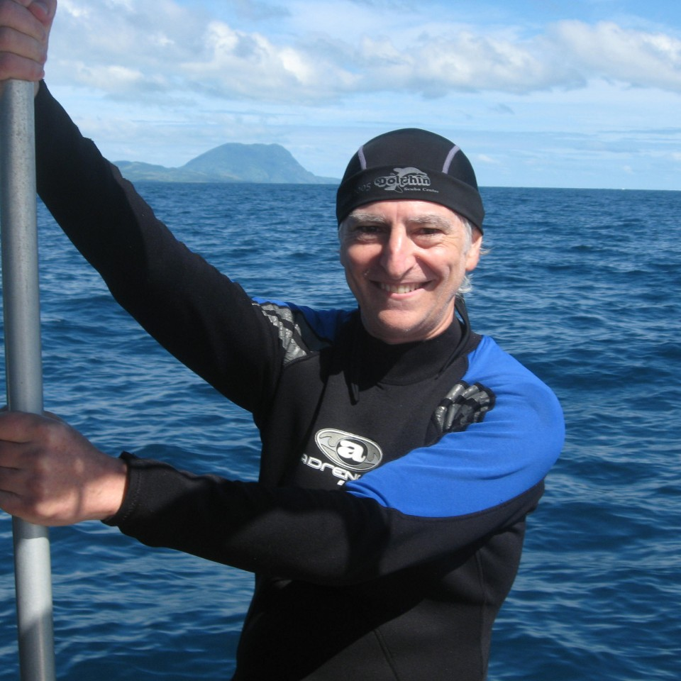 David Helvarg, Executive Director of the Blue Frontier Campaign