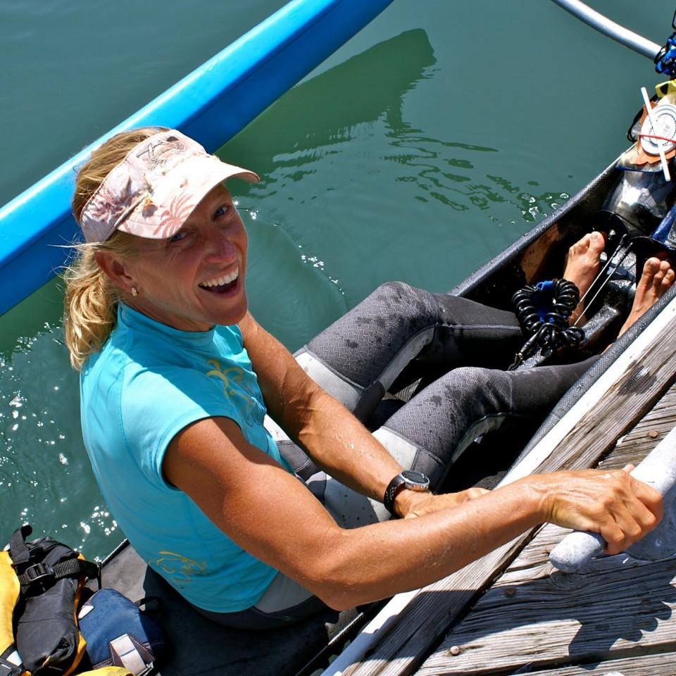 Margo Pellegrino - Field Organizer / Ocean Explorer