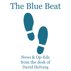 the blue beat