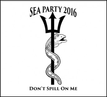 Sea Party Logo Square
