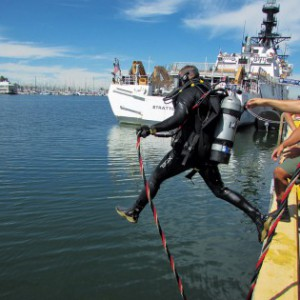 Always Ready: The U.S. Coast Guard Diving Program