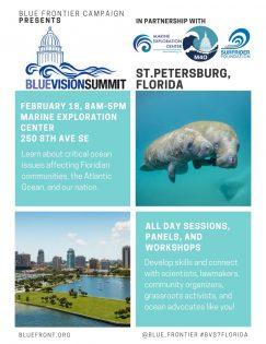 (c) Blue Frontier Campaign