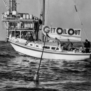 50 years after Santa Barbara oil spill, the call remains: 'Get oil out'